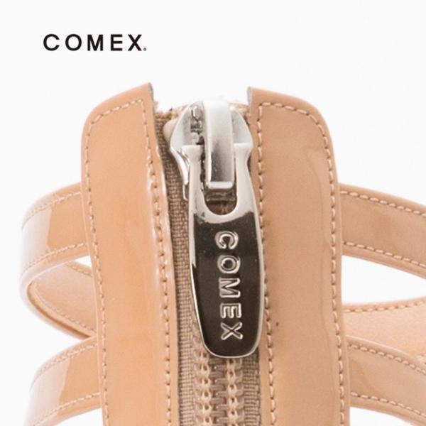 キャバ サンダル キャバサンダル 靴 キャバシューズ 13cmヒール 本革グラディエーターサンダル