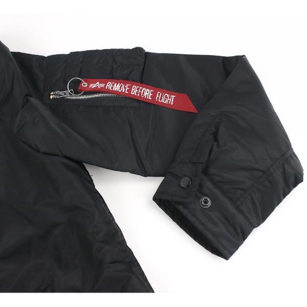 アルファ インダストリーズ メンズ コーチジャケット アウター ブルゾン 大きいサイズ 中綿|socalworks|06