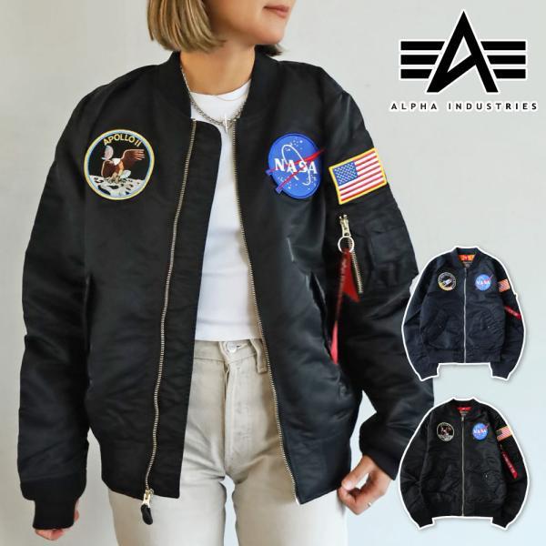 アルファ インダストリーズ ALPHA INDUSTRIES メンズ L-2B NASA ミリタリー フライト ジャケット アウター ブルゾン 長袖 米軍 宇宙 アメリカ ブランド 男性用|socalworksjg
