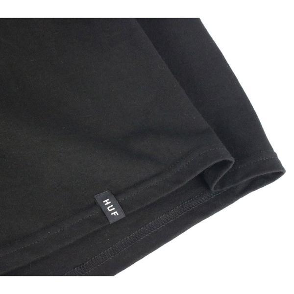 ハフ HUF メンズ 半袖 プリント Tシャツ Triple Triangle Tee Box Logo Tee トリプルトライアングル ボックスロゴ クルーネック ブランド おしゃれ 大きいサイズ|socalworksjg|05