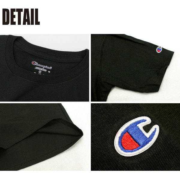 チャンピオン Champion 半袖 Tシャツ 6.1oz T-Shirt 6.1オンス USAモデル メンズ socalworksjg 02