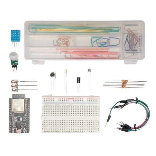 IoT電子工作 スマートリモコン製作 ESP-WROOM-32D開発ボード【ESP32-DevKitC】同梱|socinno|04