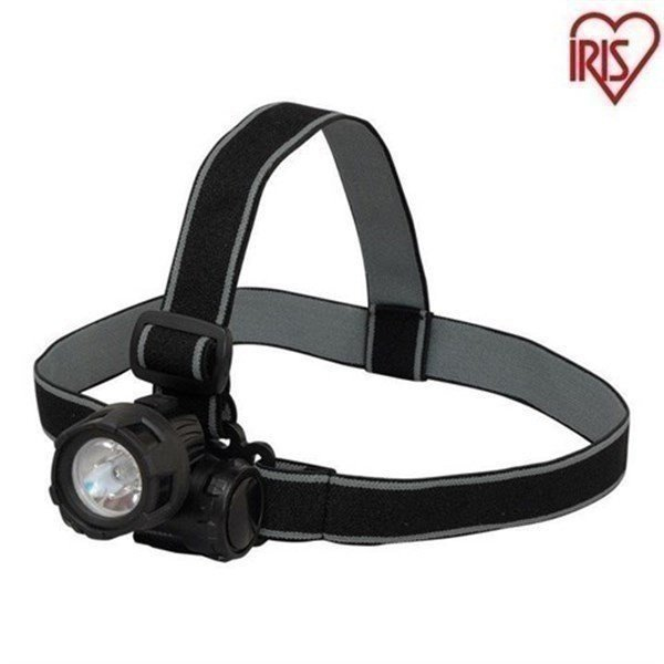 LEDヘッドライト 115lm LWH-115 アイリスオーヤマ