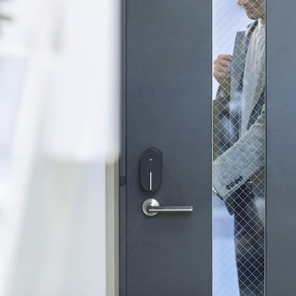 Qrio Lock キュリオロック スマートキー セキュリティ Q-SL2 スマートロック Amazon Alexa Google アシスタント|softbank-selection|04
