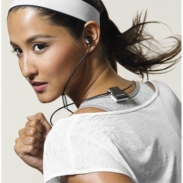 Pioneer Bluetooth ワイヤレス イヤホンスポーツ SE-CL5BT ホワイト|softbank-selection|02