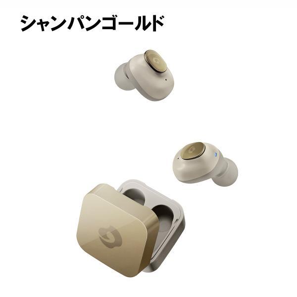 GLIDiC Sound Air TW-5000s ブラック ワイヤレスイヤホン iPhone Bluetooth 両耳 高音質 ブルートゥース グライディック 日本正規代理店品|softbank-selection|04