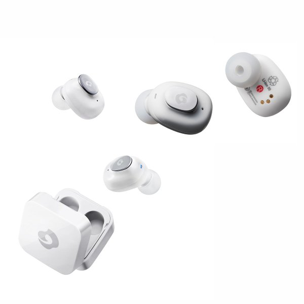 GLIDiC Sound Air TW-5000s ブラック ワイヤレスイヤホン iPhone Bluetooth 両耳 高音質 ブルートゥース グライディック 日本正規代理店品|softbank-selection|08