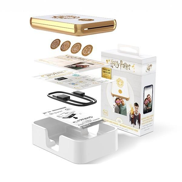 Lifeprint ハリーポッターの魔法がかったプリンター Photo & Video Printer 2 x 3|softbank-selection|05