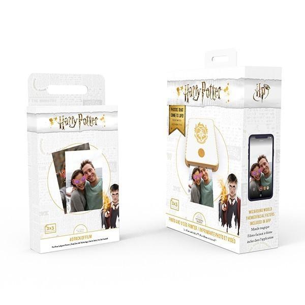 Lifeprint ハリーポッターの魔法がかったプリンター Photo & Video Printer 2 x 3|softbank-selection|07
