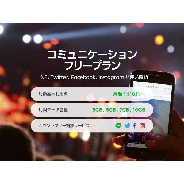 LINEモバイル エントリーパッケージ メール便配送 格安SIM 音声通話 [iPhone/Android共通] スマホ代 月300円キャンペーン実施中(月額基本料300円~) |softbank-selection|04