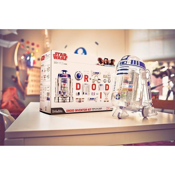 送料無料 コルグ littleBits LB DROID INVENTOR KIT|softbank-selection|05