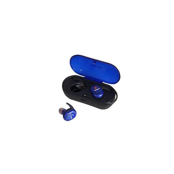 NAGAOKA Bluetooth5.0対応 オートペアリング機能搭載 スケルトン完全ワイヤレスイヤホン スケルトンホワイト softbank-selection 03