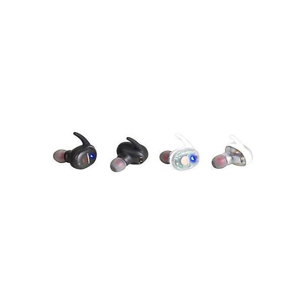 NAGAOKA Bluetooth5.0対応 オートペアリング機能搭載 スケルトン完全ワイヤレスイヤホン スケルトンホワイト softbank-selection 05