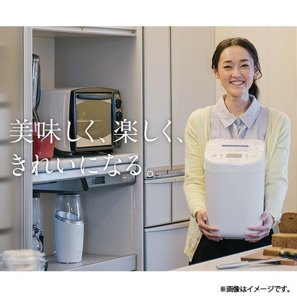 ツインバード ホームベーカリー ブランパン 食パン ごはんパン|softbank-selection|02