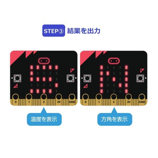 micro:bit(マイクロビット) はじめてセット  プログラミング STEM教育|softbank-selection|07
