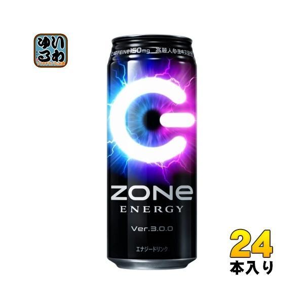 サントリーZONeVer.1.3.9500ml缶24本入〔炭酸飲料〕