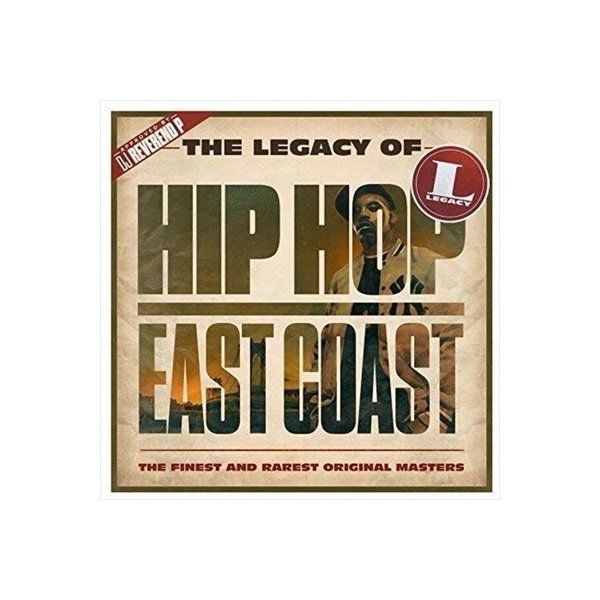 LEGACYOFHIP-HOPEASTCOAST/VARIOUSヴァリアス(輸入盤)(3CD)0888751984226-JPT