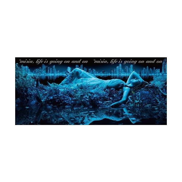 (おまけ付)Lifeisgoingonandon(初回生産 盤)/MISIAミーシャ(CD)BVCL945-SK