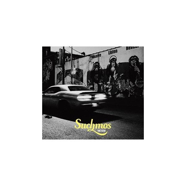(おまけ付)THE KIDS (通常盤) / Suchmos サチモス (CD) PECF-3174-SK