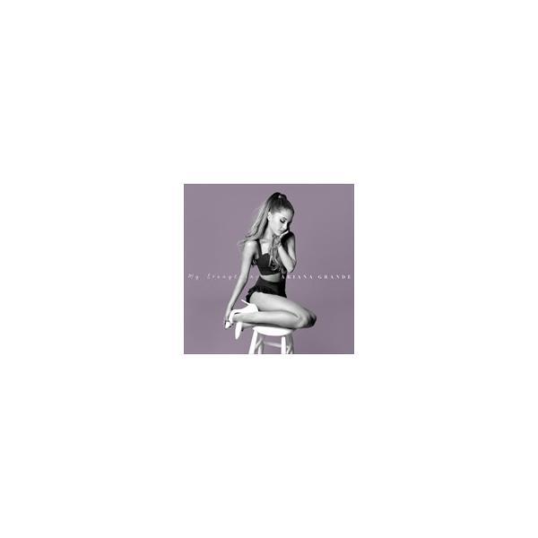 (おまけ付)マイ・エヴリシング〜デラックス・エディション(DVD付) / アリアナ・グランデ Ariana Grand (CD+DVD) UICU-1254-SK