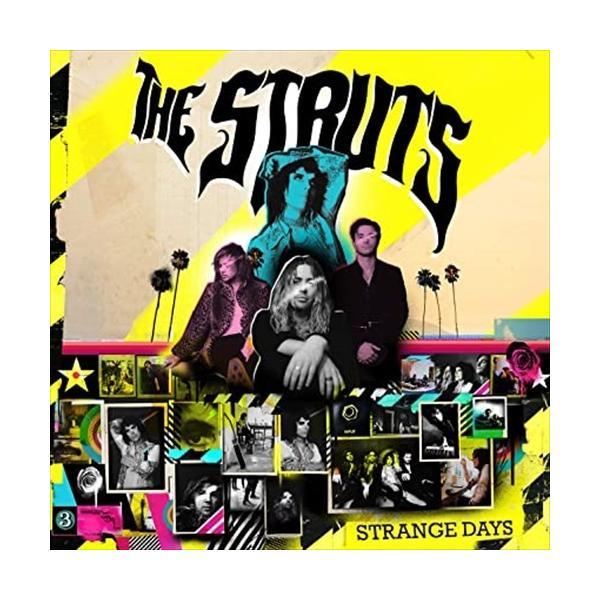 (おまけ付)ストレンジ・デイズ / ザ・ストラッツThe Struts (CD) UICY15952-SK