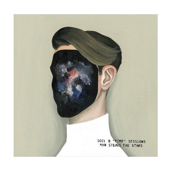 """(おまけ付)MAN STEAL THE STARS(初回限定盤) / SOIL&""""PIMP""""SESSIONS ソイル・アンド・ピンプ・セッションズ (CD+DVD) VIZL1672-SK"""