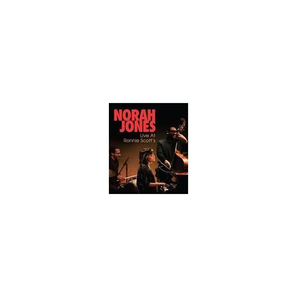 LIVE AT RONNIE SCOTT'S / NORAH JONES ノラ・ジョーンズ(輸入盤) (BLU-RAY) 5051300534875-JPT