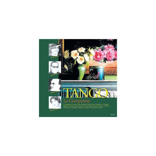 タンゴ・ベスト ラ・クンパルシータ (CD) AO-212