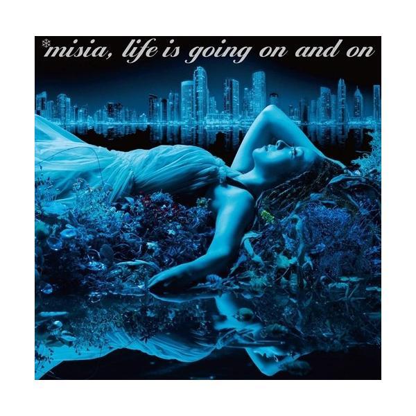 (おまけ付)Lifeisgoingonandon(通常盤)/MISIAミーシャ(CD)BVCL947-SK