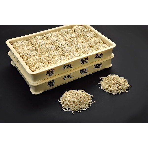 喜多方ラーメン 業務用麺 10食セット(しょう油・みそ)|sogaseimen