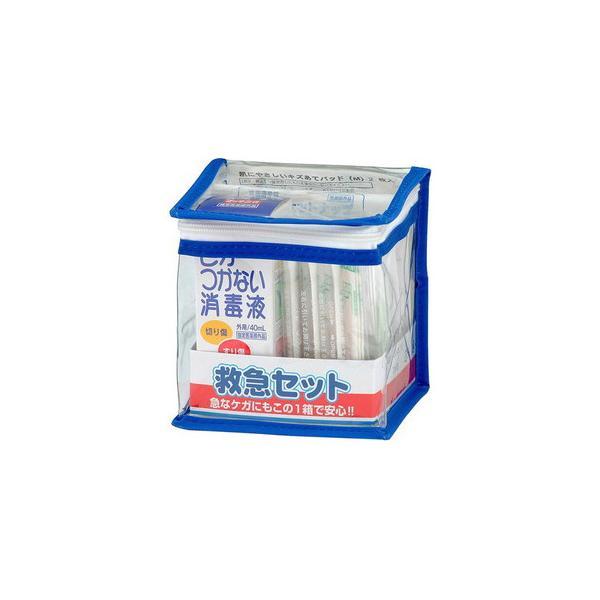 救急セット ビニールBOXタイプ 1個 玉川衛材【PT】