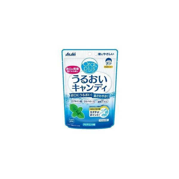オーラルプラス うるおいキャンディ アクアミント 57g【RH】