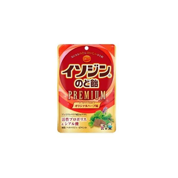 イソジン(R)のど飴PREMIUMオリジナルハーブ味 70g UHA味覚糖【RH】