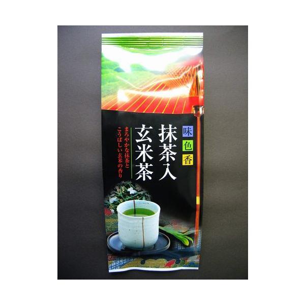 抹茶入 玄米茶|sohno