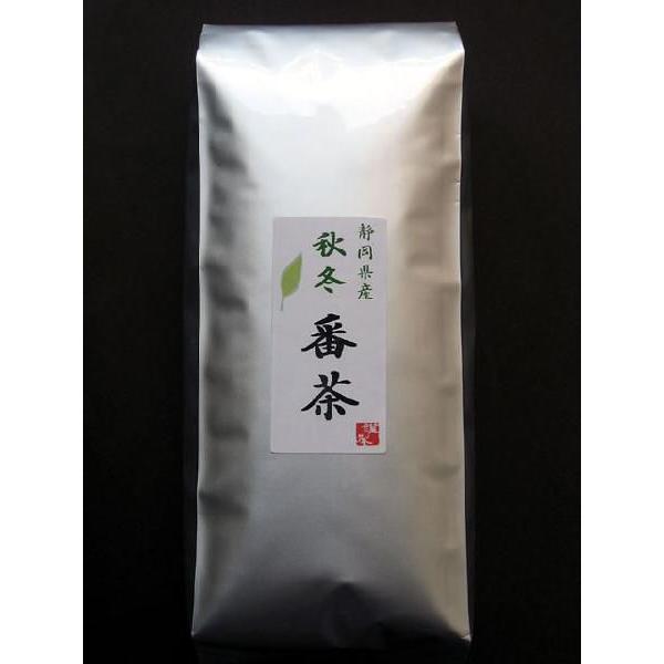 静岡県産 秋冬番茶 500g入|sohno
