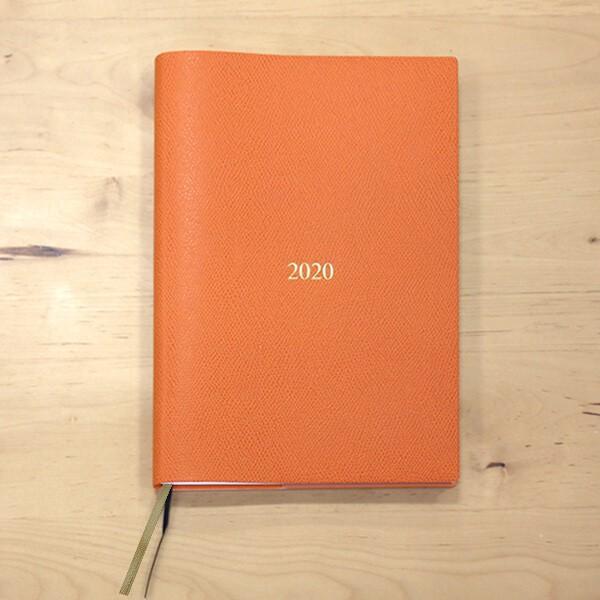 イトーキ オリジナル ダイアリー 手帳 2019年度版 5色展開 デスクタイプ A5サイズ  WEB限定|soho-st|04