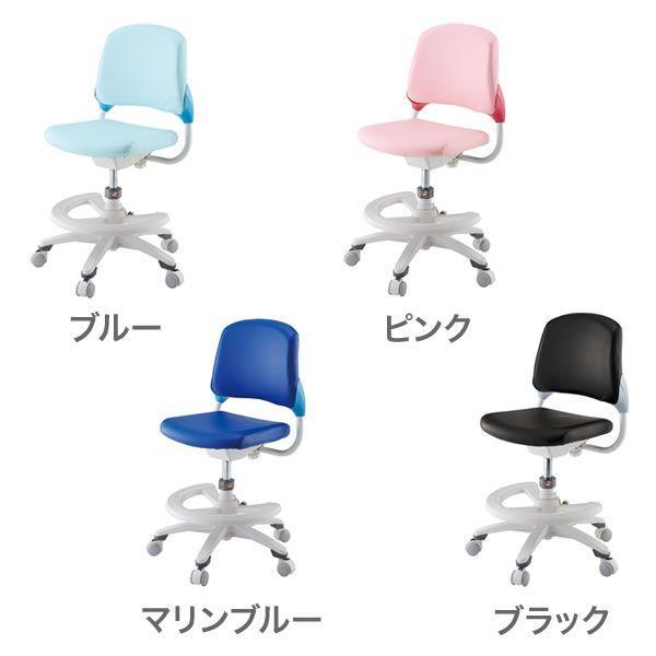 セール/数量限定 イトーキ学習机 椅子2013 / イトーキ トワイス ハイグレードクラス(張地:ソフトレザー) KS22 soho-st 02