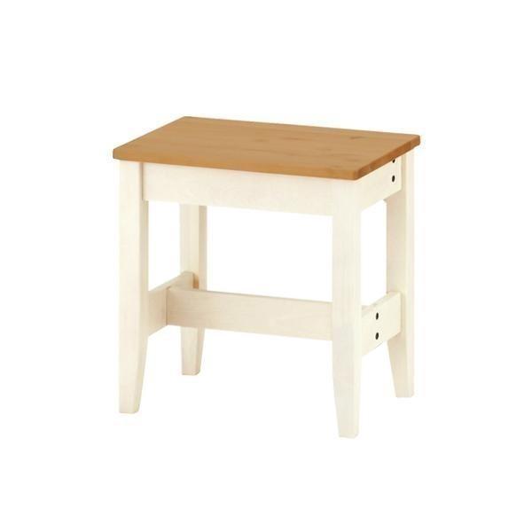 Web限定 イトーキ リビング学習 椅子/  カモミール リビングベンチ 幅45cm GCL-B04-NW|soho-st