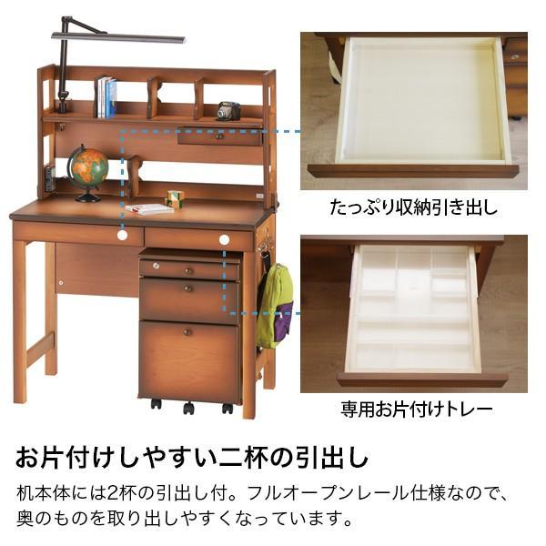 学習机 デスク アウトレット  超特価 イトーキ アンティーク JAQ-F9Q おしゃれ デスク|soho-st|03