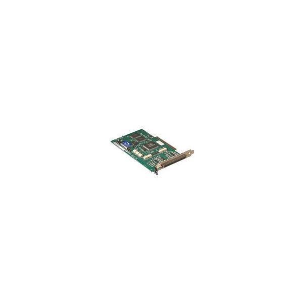 PCI-7209 インタフェース 2軸絶縁パルスモーションコントローラ(直線補間エ