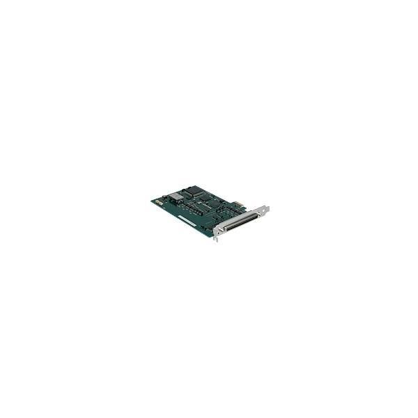 PEX-H741444V インタフェース 4軸絶縁パルスモーションコントローラ(円弧、直線補間エンコーダ入力5V)