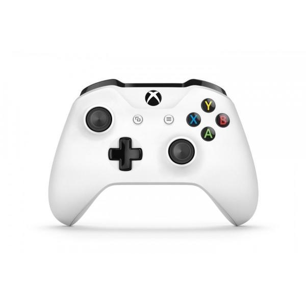 XboxOne ワイヤレスコントローラー(ホワイト) 日本マイクロソフト(TF5-00006)の画像