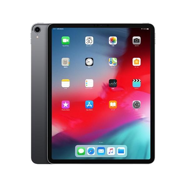 iPad Pro 12.9インチ Liquid Retinaディスプレイ Wi-Fiモデル 1TB - スペースグレイ MTFR2J/A 2018年モデル [1TB]の画像