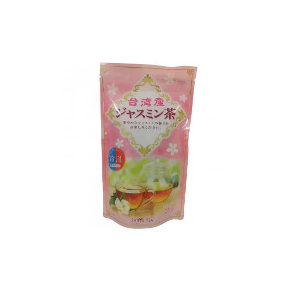 台湾産ジャスミン茶 ジャスミンティー ティーパック 12セット 業務用 徳用セットメーカー直送KO  代引き・ラッピング・キャンセル不可