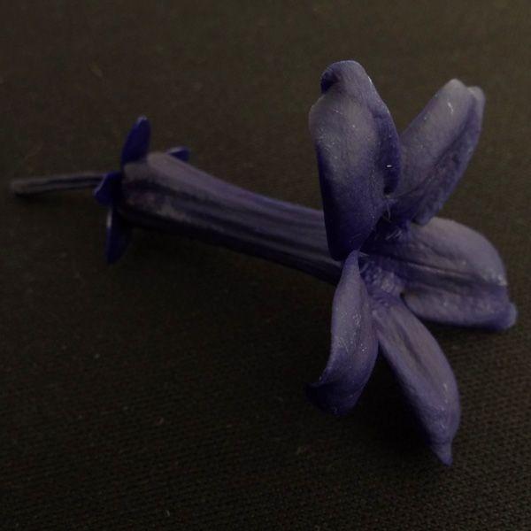 ジャスミン ミッドナイトブルー 小分け 1輪入 prehana world プリザーブドフラワー 材料 花材|solargift|04