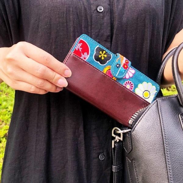 Android One S2 / Digno G ケース 手帳型 カバー アンドロイド ワンS2 ones2 ディグノg dignog 刺繍 和柄 着物 スマホケース 手帳カバー 携帯ケース|soleilshop|14