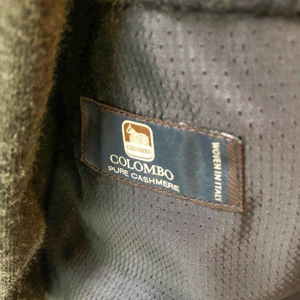 ジャケット メンズ カジュアル ブランド シュナイダー SCHNEIDERS カシミヤ COLOMBO製 大きいサイズ|solfiglio|05