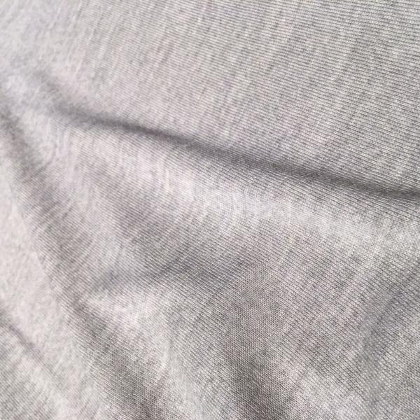 セーターVネック TRICASE  ウール グレー|solfiglio|04