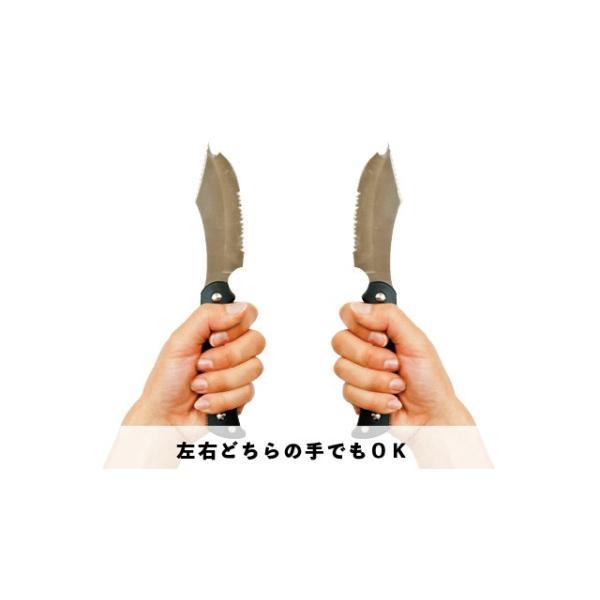 サカナイフ SAKAKNIFE シャープナー 説明DVD付 日本製 ブラック|solidalliance|10
