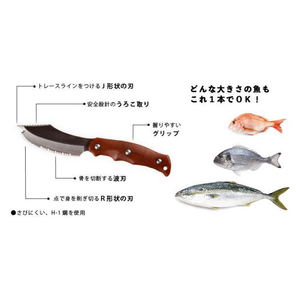 サカナイフ SAKAKNIFE シャープナー 説明DVD付 日本製 ブラック|solidalliance|05